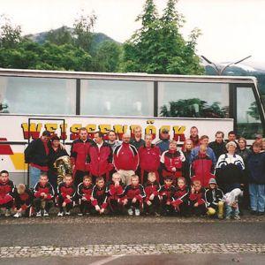 Wolfsberg 2001 Jugendturnier 1